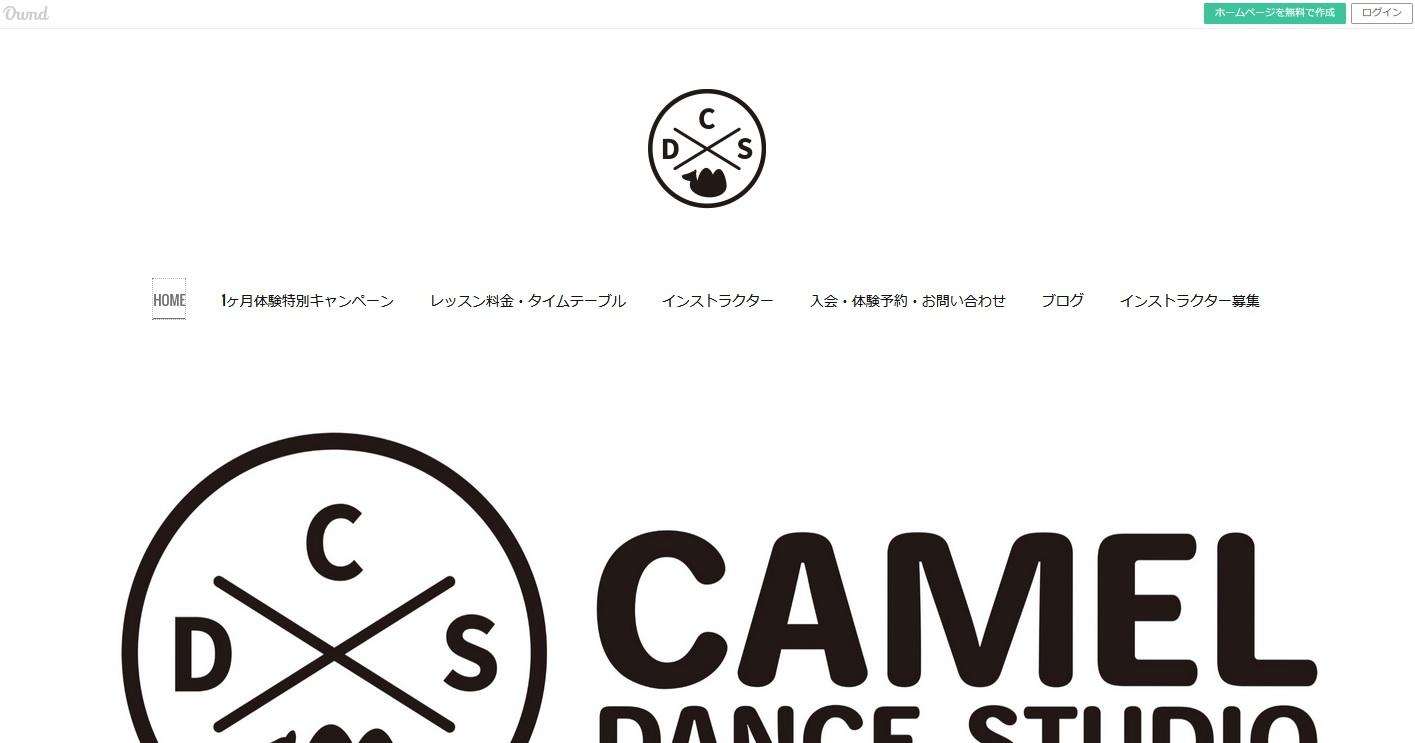 キャメルダンススタジオ
